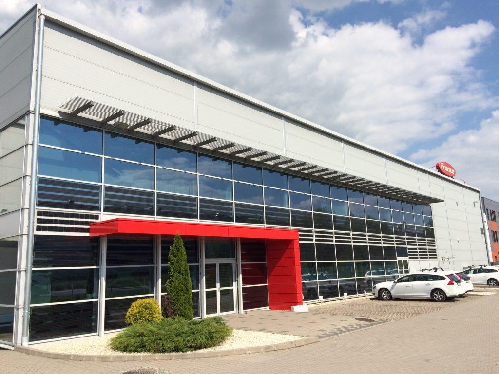 Budynek Fronius Polska